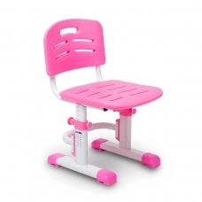 Регулируемый стул для школьника Lott С1 розовый