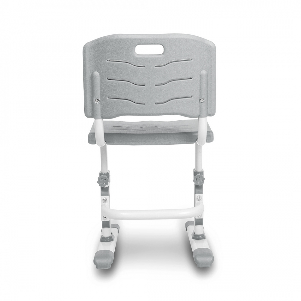 Детский стул серый Lott С1