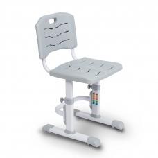 Регулируемый стул для школьника Lott С1 серый
