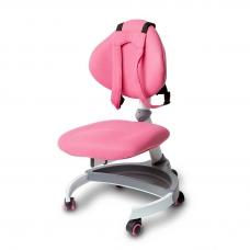 Детское кресло для школьника Lott С3 розовый