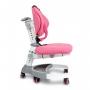 Детское кресло розовое Lott С3