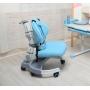 Детское кресло голубое Lott С3