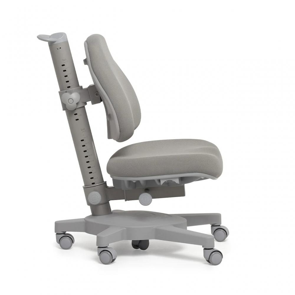 Комплект парта и кресло серый Aster и Solidago Cubby