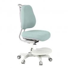Детское кресло Paeonia Cubby и зеленый чехол