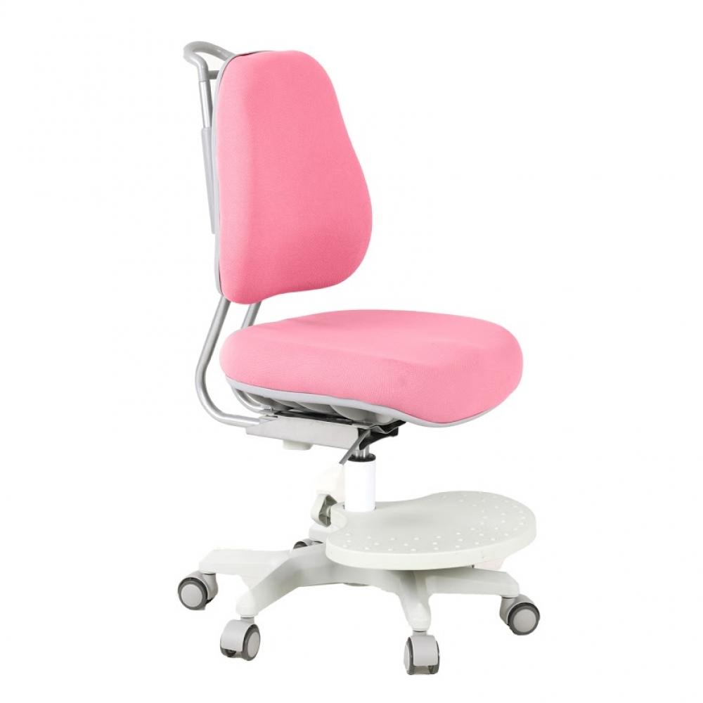 Детское кресло Paeonia Cubby и розовый чехол