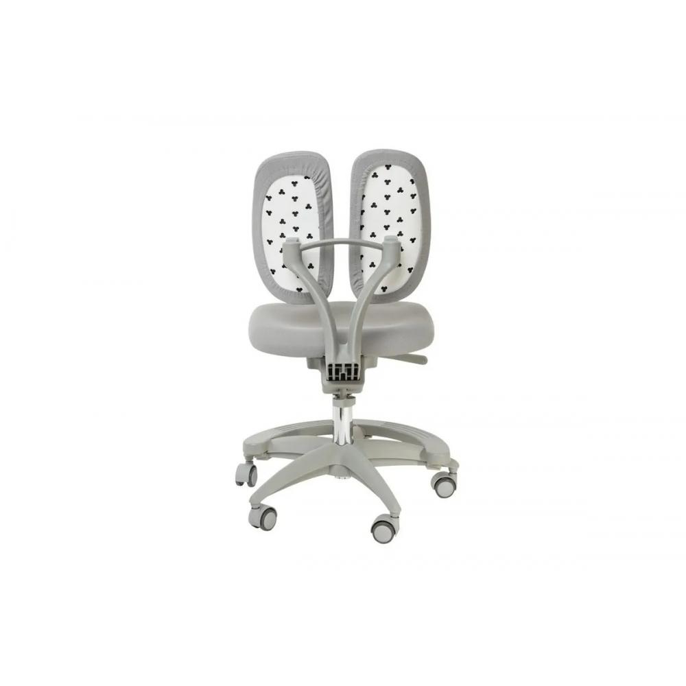 Комплект парта и кресло серый Abelia Cubby и Primo Fundesk