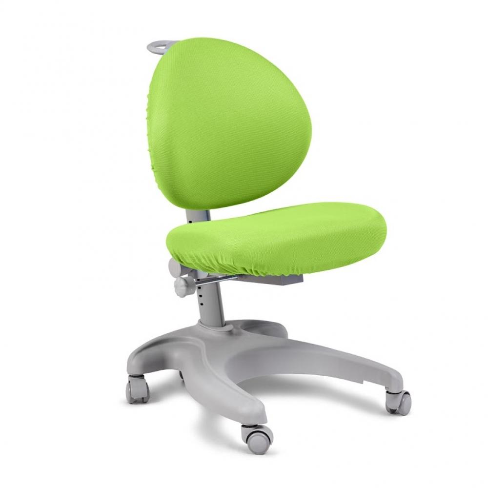 Детское кресло Cielo Fundesk и зеленый чехол
