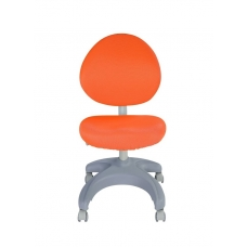 Детское кресло Cielo Fundesk и оранжевый чехол