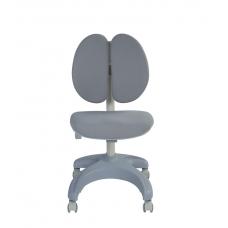 Детское кресло серое Solerte Fundesk