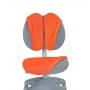Детское кресло Solerte Fundesk и оранжевый чехол