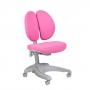 Детское кресло Solerte Fundesk и розовый чехол