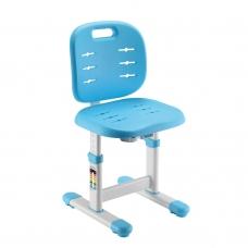 Регулируемый стул для школьника HOLTO-6 голубой