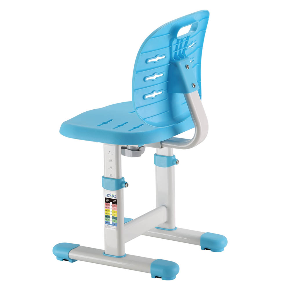 Детский стул HOLTO-6 голубой