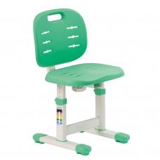 Регулируемый стул для школьника HOLTO-6 зеленый