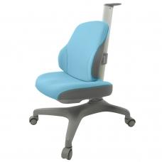 Ортопедическое кресло для школьников Holto-3 голубой