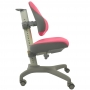 Детское кресло розовое Holto-3