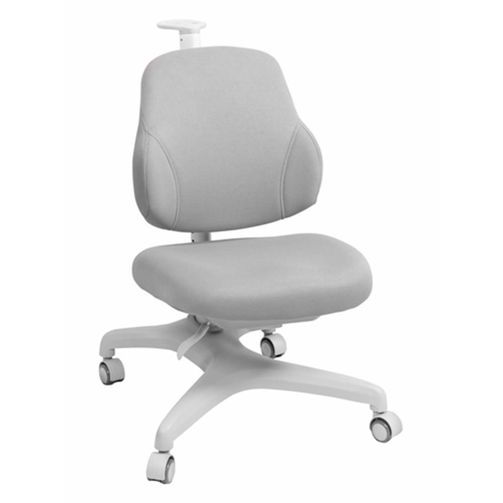 Детское кресло серое Holto-3