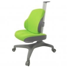 Ортопедическое кресло для школьников Holto-3 зеленый