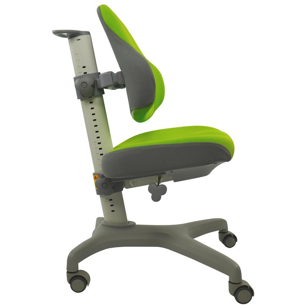 Детское кресло зеленое Holto-3