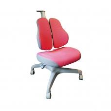 Ортопедическое кресло для школьников Holto-3D розовый