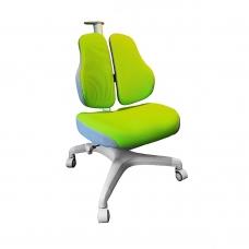 Ортопедическое кресло для школьников Holto-3D зеленый