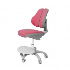 Ортопедическое кресло для школьников Holto-4DF розовый