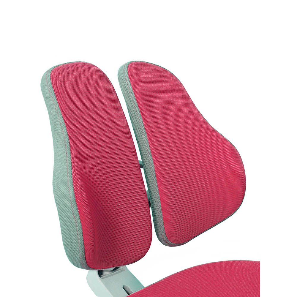 Детское кресло розовое Holto-4DF