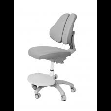 Детское кресло серое Holto-4DF