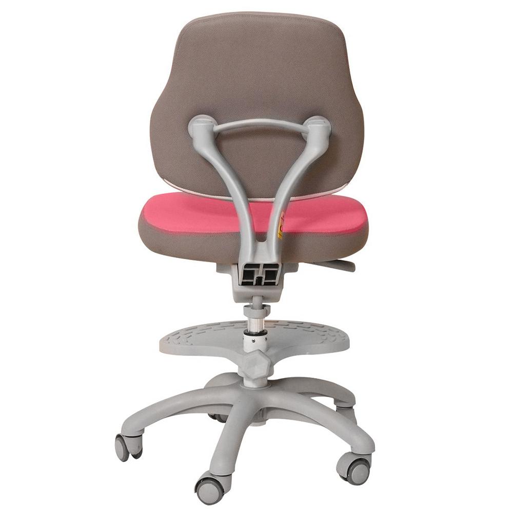 Детское кресло розовое Holto-4F