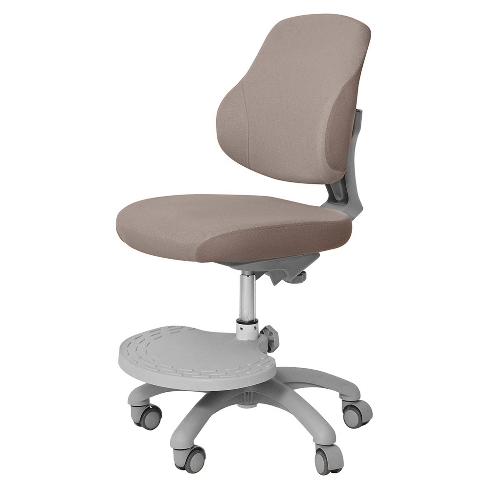 Детское кресло серое Holto-4F