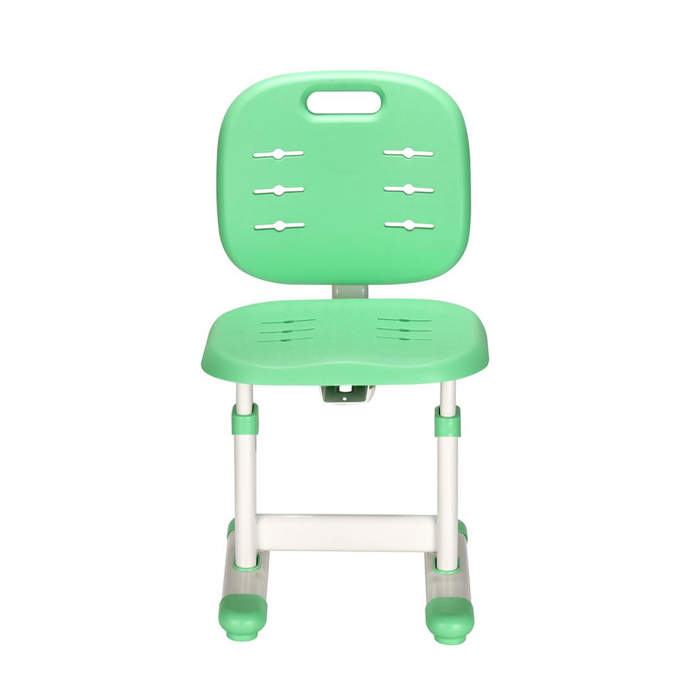 Комплект парта и стул зеленый Set-1 Holto