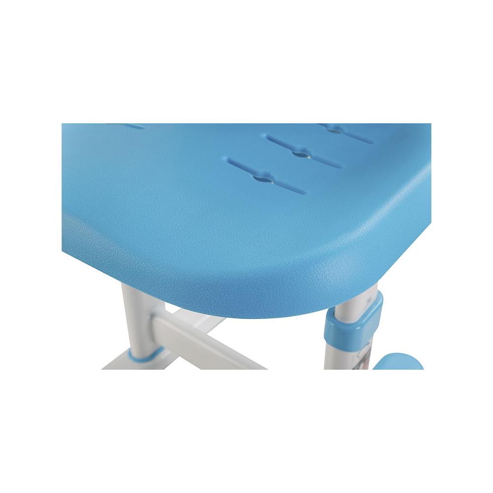 Комплект парта и стул голубой Set-12 Holto