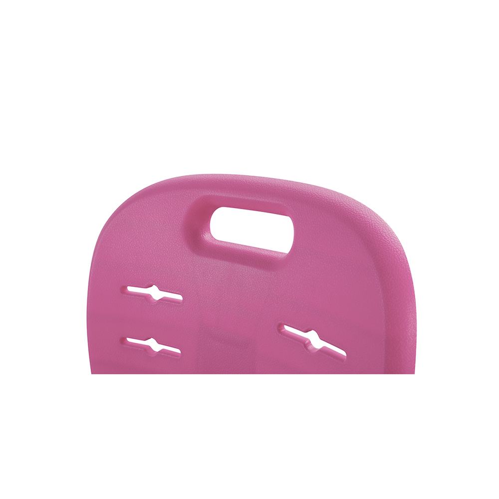Комплект парта и стул розовый Set-12 Holto