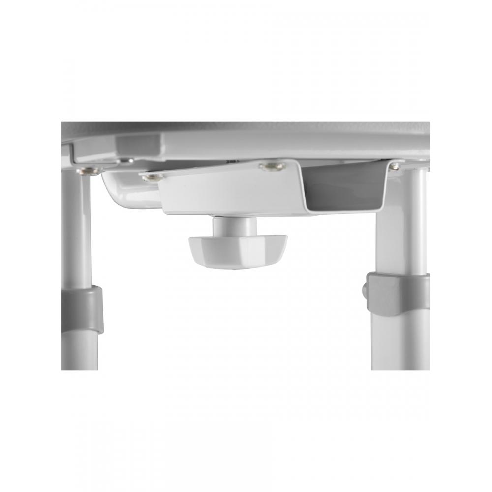 Комплект парта и стул серый Set-2 Holto
