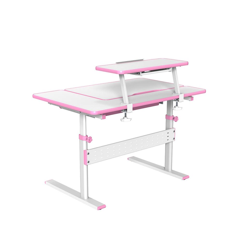 Парта-трансформер Holto-99 розовая