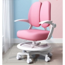 Детское кресло для школьника Lott M1 розовый