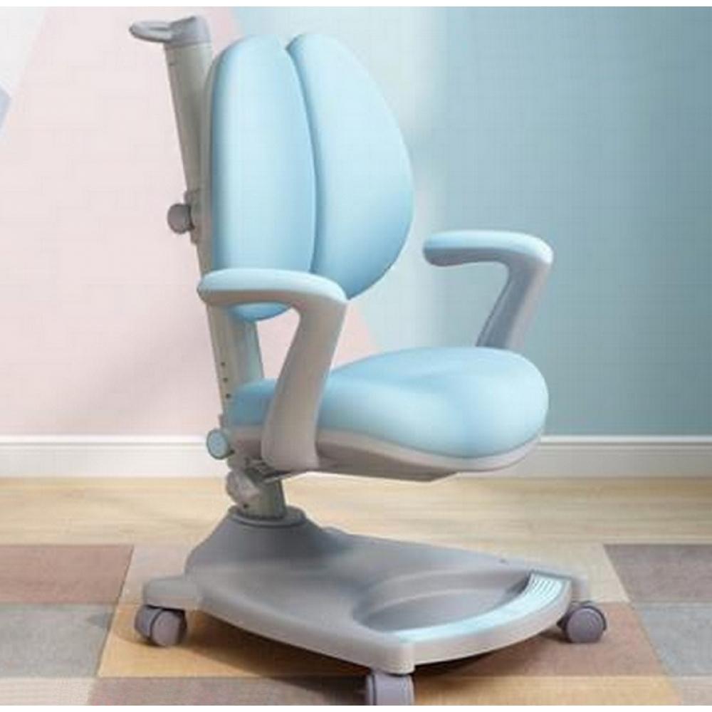 Детское кресло Lott M2 голубое