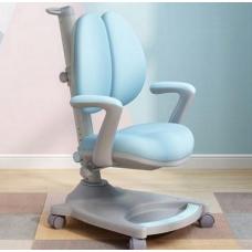 Ортопедическое кресло для школьников Lott M2 голубой