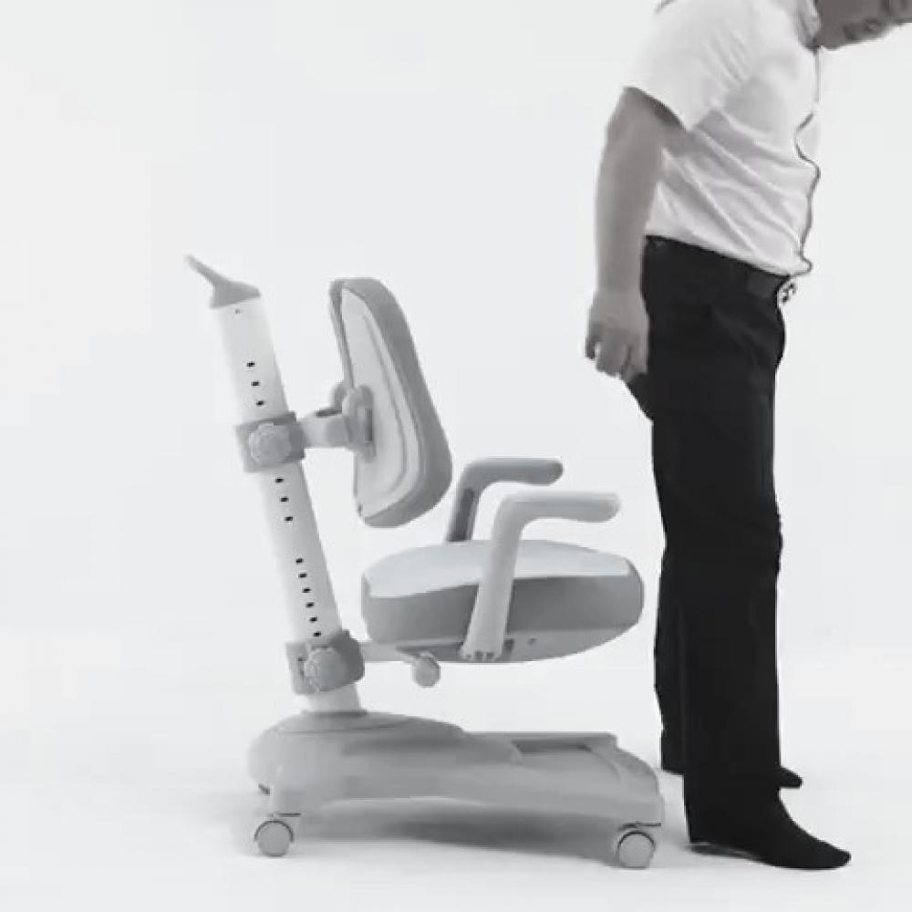 Детское кресло Lott M2 серое