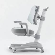Растущее кресло для школьников Lott M2 серый