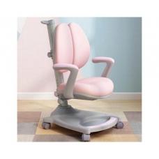 Растущее кресло для школьников Lott M2 розовый