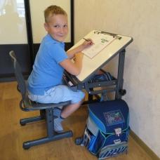 Ортопедическая парта для детей Престиж Галакси Люкс