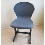 Детский стул темно серый Комфорт Галакси