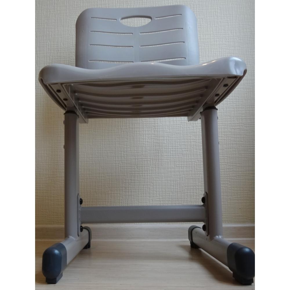 Детский стул светло серый Престиж Классик