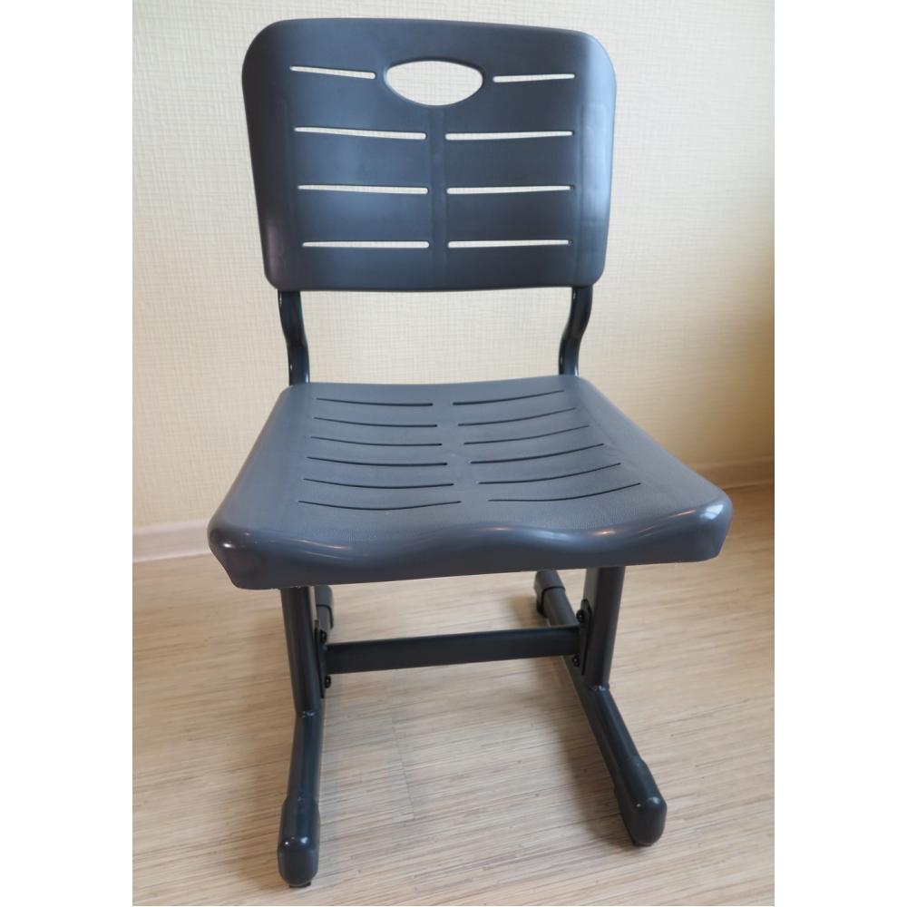 Детский стул темно серый Престиж Галакси