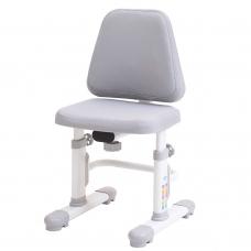 Регулируемый стул для школьника Rifforma-05 LUX серый