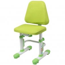Регулируемый стул для школьника Rifforma-05 LUX зеленый