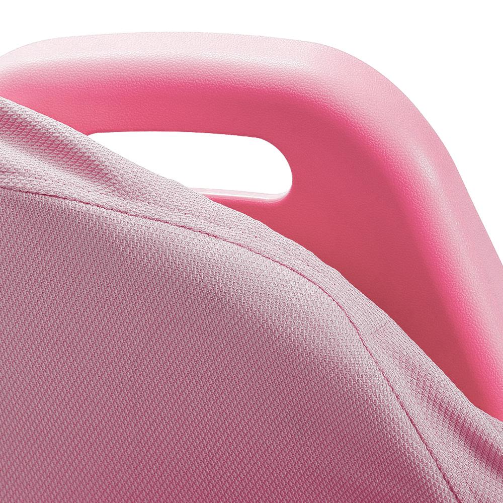 Комплект парта и стул розовый RIFFORMA SET-07 LUX