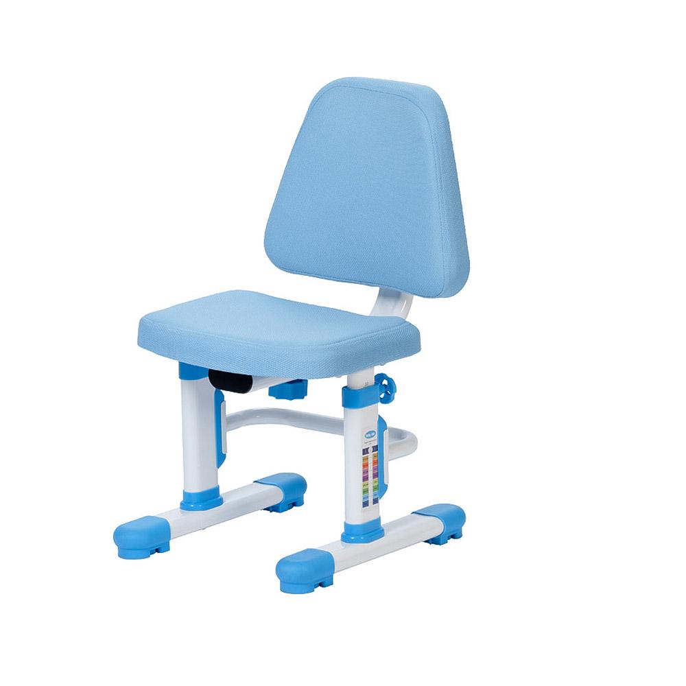 Комплект парта и стул голубой RIFFORMA SET-07 LUX