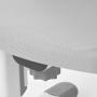 Комплект парта и стул серый RIFFORMA SET-07 LUX